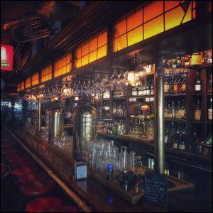 De bar bij de Toeter